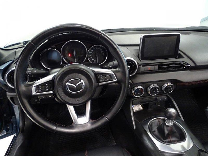 Mazda MX-5 1.5 96kW (131CV) Luxury