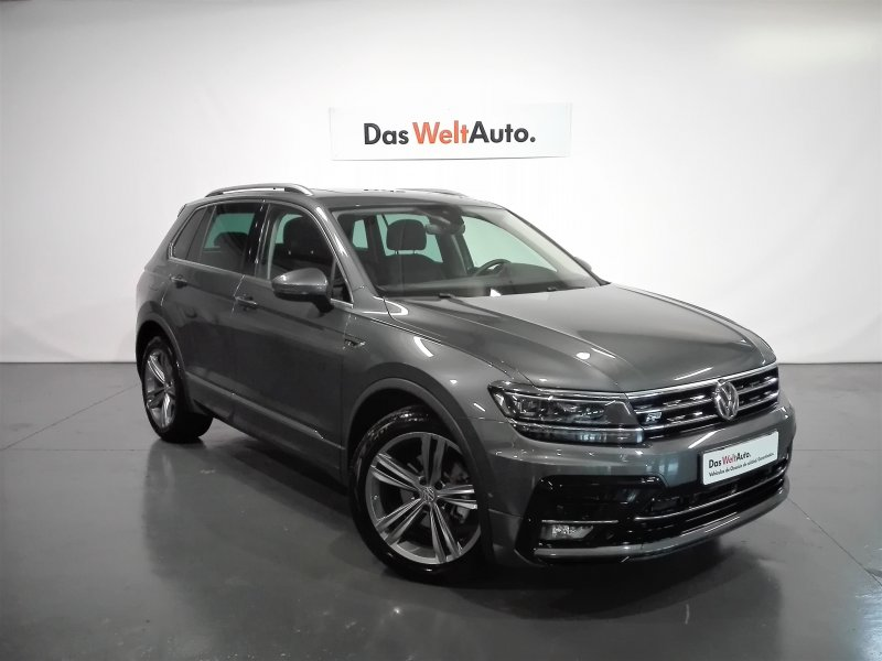 Volkswagen Tiguan 2.0 TSI 140kW (190CV) 4Motion DSG Sport