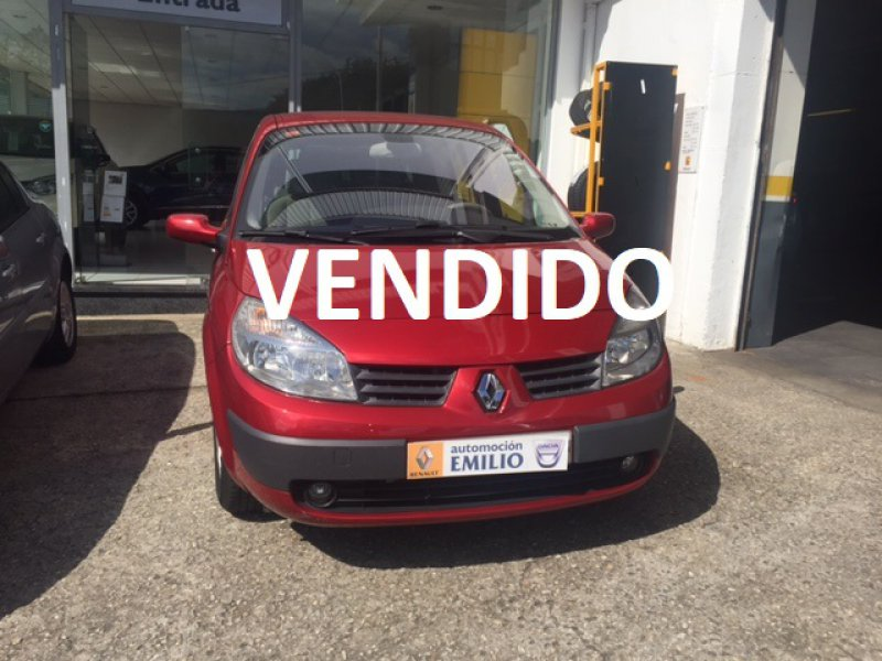 Renault Scenic 1.9DCI 120CV LUXE PRIVILEGE