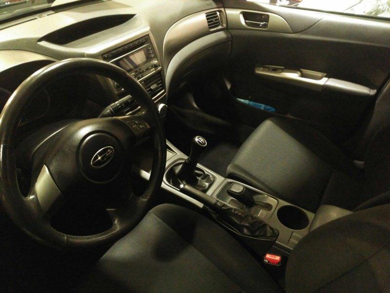 Subaru WRX STI 2.0 WRX