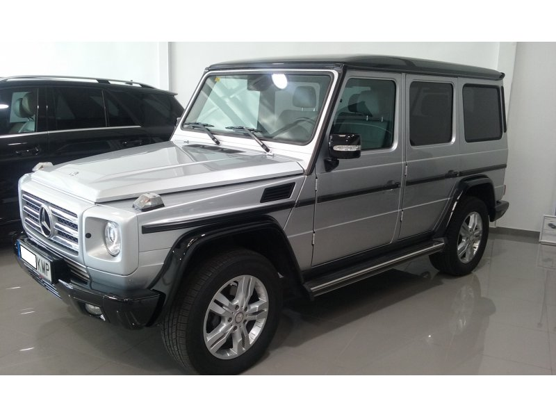 Mercedes-Benz Clase G G 350 BlueTEC STW Largo -