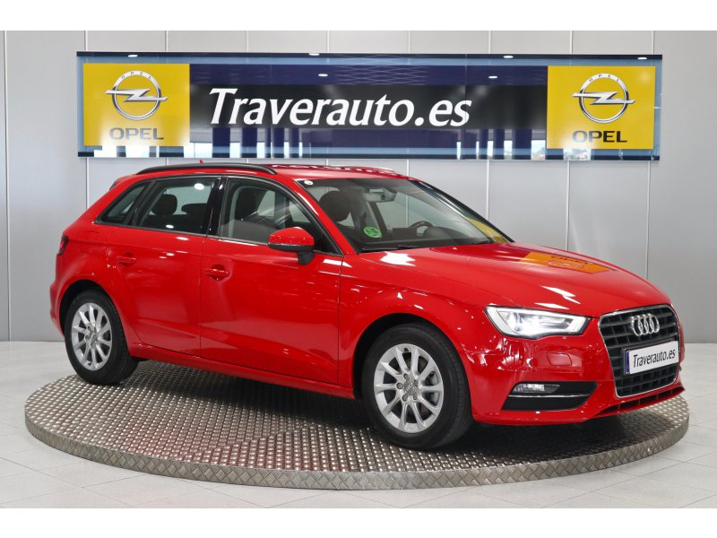Audi A3 Sportback 1.4 TFSI 125cv Attraction