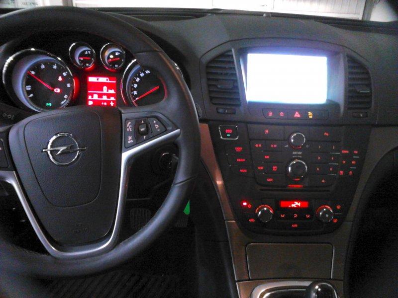Opel Insignia Sports Tourer 2.0 CDTI St&St 130 Edition