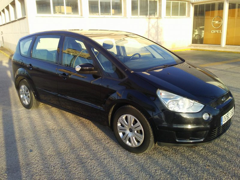 Ford S-Max 1.8 TDCi Trend