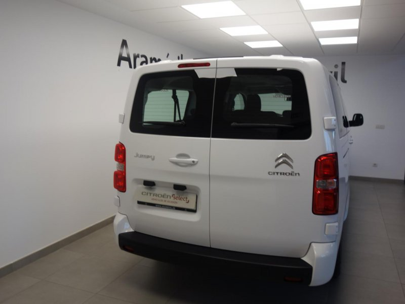 Citroen Jumpy Talla XL BlueHDi 110KW (150CV) Confort