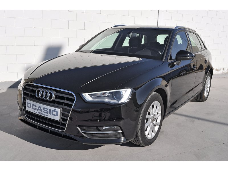 Audi A3 Sportback 1.6 TDI Str Attraction Ed. esp Attraction Edición especial