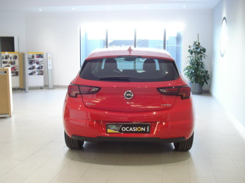 Opel Astra 1.4 Turbo S/S 92kW (125CV) Selective 5P
