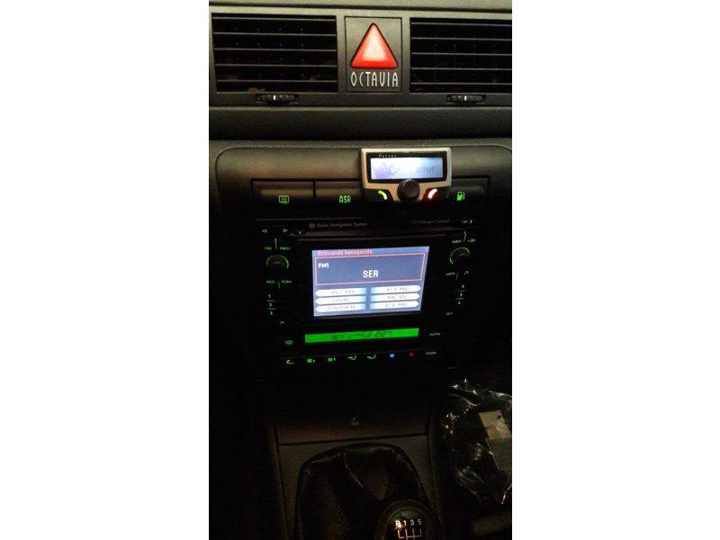 Skoda Octavia 1.9 TDi Combi 110 CV Ambiente