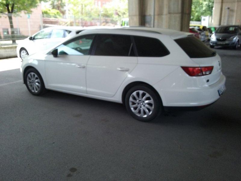 SEAT Nuevo León ST 2.0 TDI 150cv Style