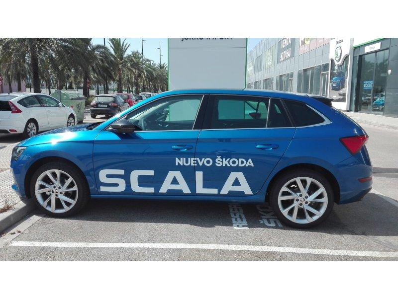 Skoda Scala 1.0 TSI 85KW (115CV) Style