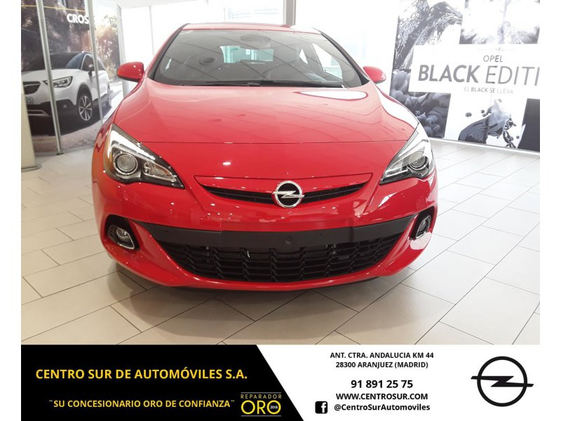 Opel Astra GTC 1.4 Turbo S/S 103Kw (140CV) 6V OPC Line Ed. Especial Run Out MY18.5