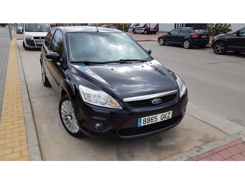 Ford Focus 2.0 TDCi 110 Powershift Trend