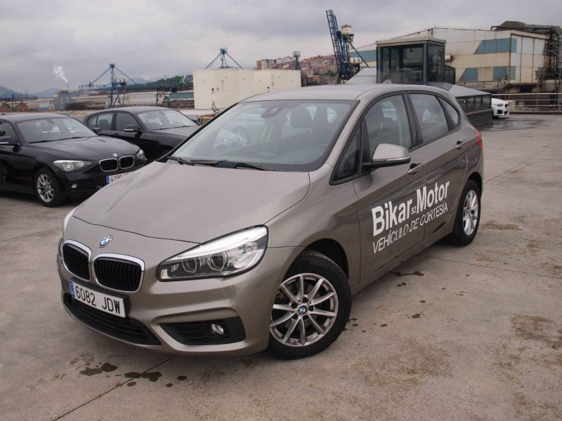 BMW Serie 2 Active Tourer 218d 2.0 150 CV -