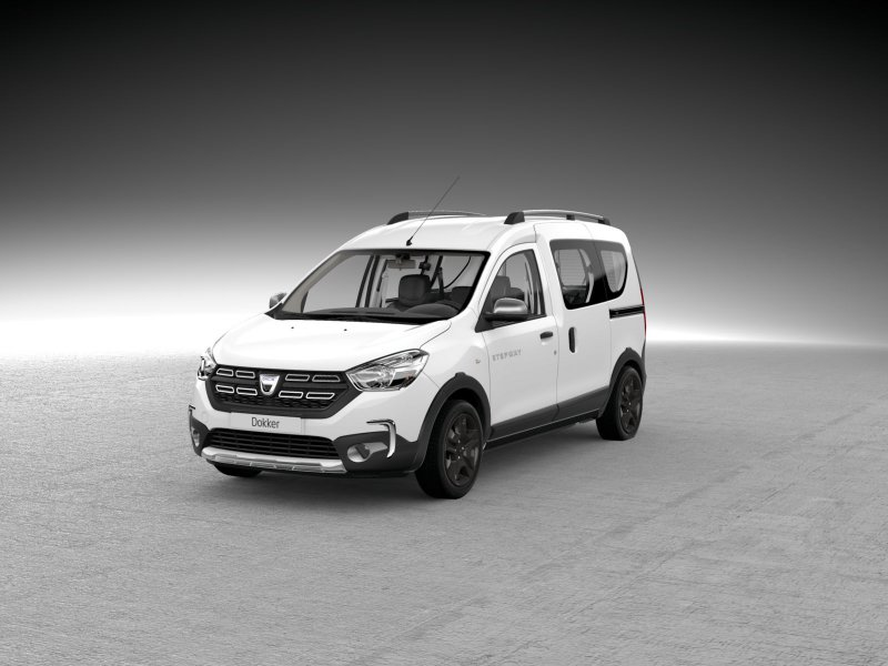 Dacia Dokker SL dCi 66kW (90CV) Trotamundos. OFERTA 2018.