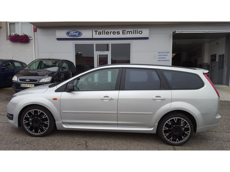 Ford Focus 2.0 TDCi Wagon Sport