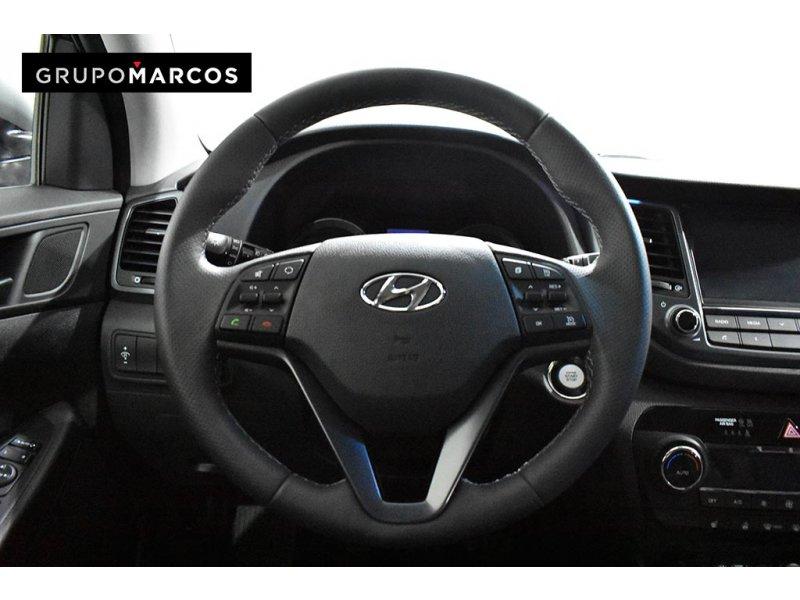Hyundai Tucson 1.7CRDi 85kW (115CV) BlueDrive 4x2 Kosmo