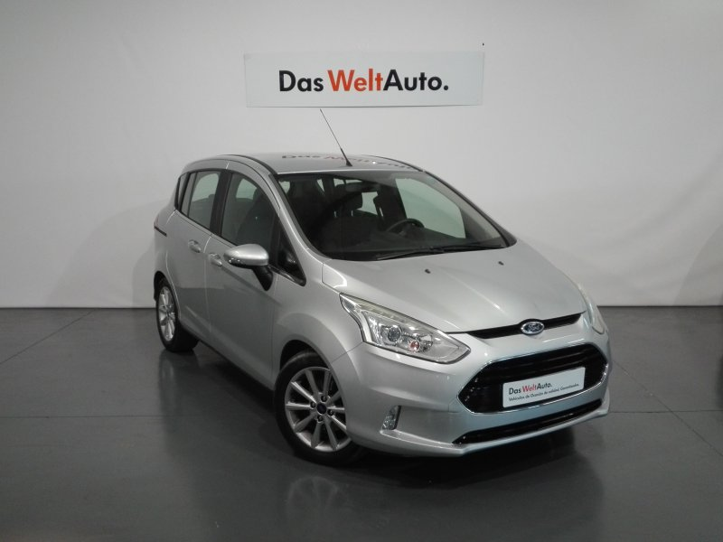 Ford B-MAX 1.6 Duratec Ti-VCT Powerhift Titanium