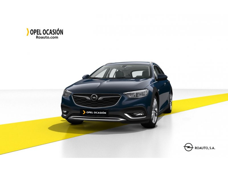 Opel Insignia CT 2.0 CDTi Turbo D 4x4 Country Tourer