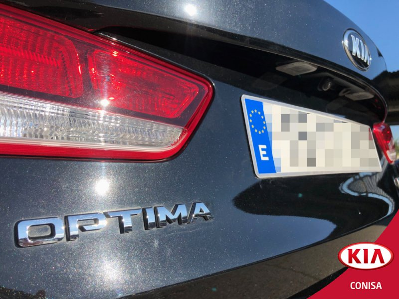 Kia Optima 1.7 CRDi VGT 141CV Eco-Dynamics Business