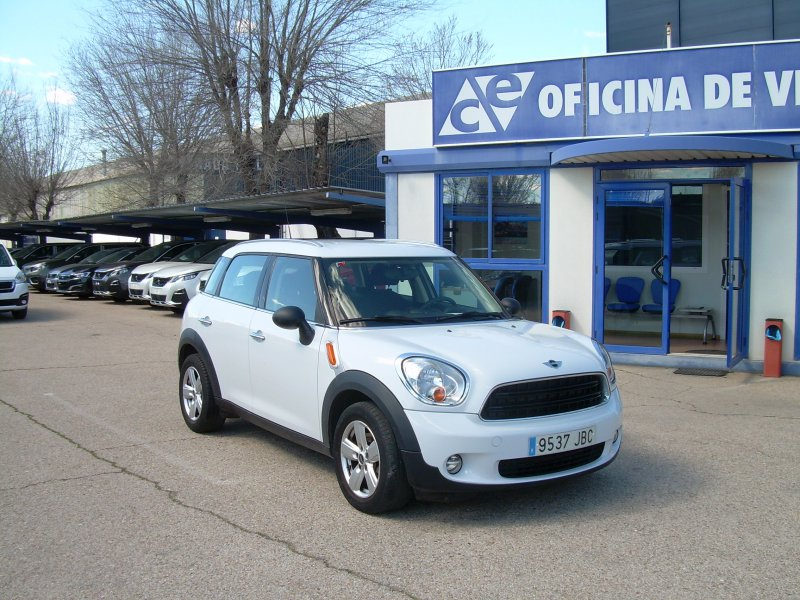 Mini Countryman 1.6 D One