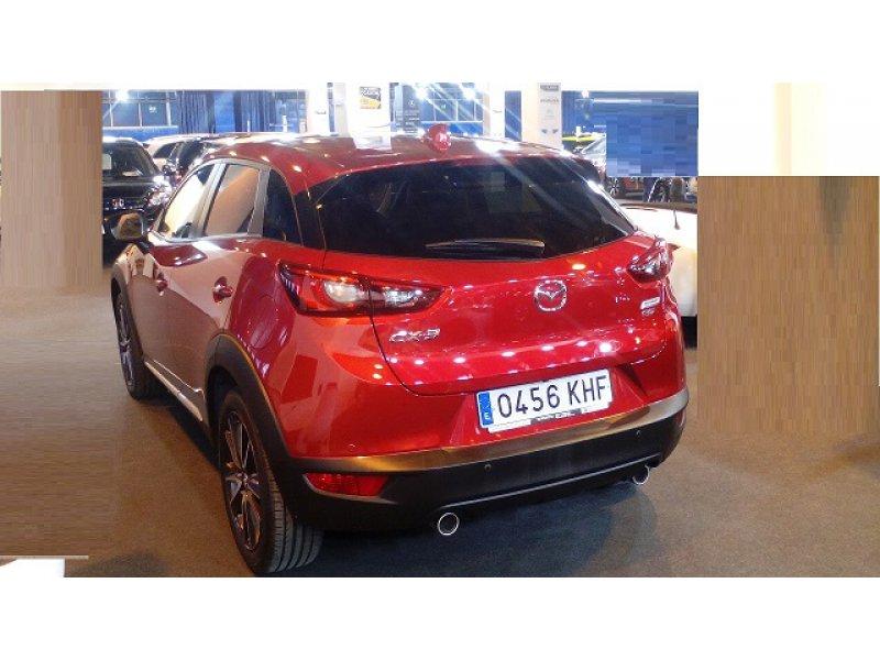 Mazda CX-3 1.5 SKYACTIV DE 77kW 2WD Luxury