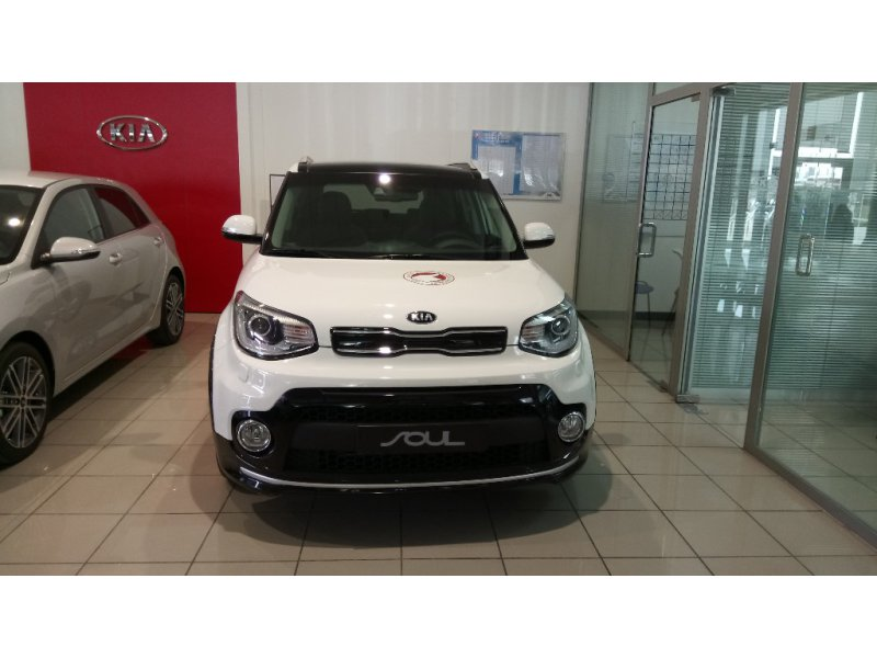 Kia Soul 1.6 CRDi 100kW 136CV Eco-Dy (Pack SUV) Emotion