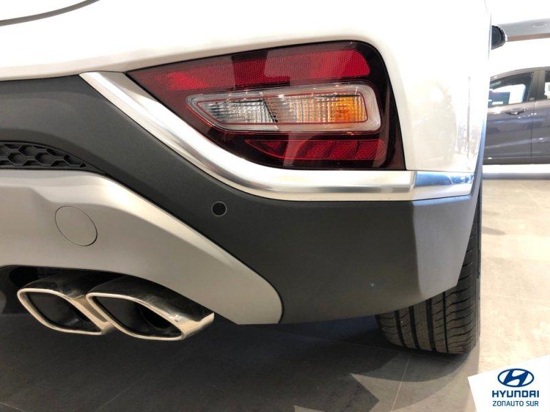 Hyundai Santa Fe 2.2 CRDi Auto 4x4 Style