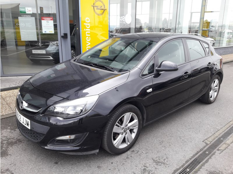 Opel Astra 2.0 CDTi S/S 165 CV Smartlink Excellence