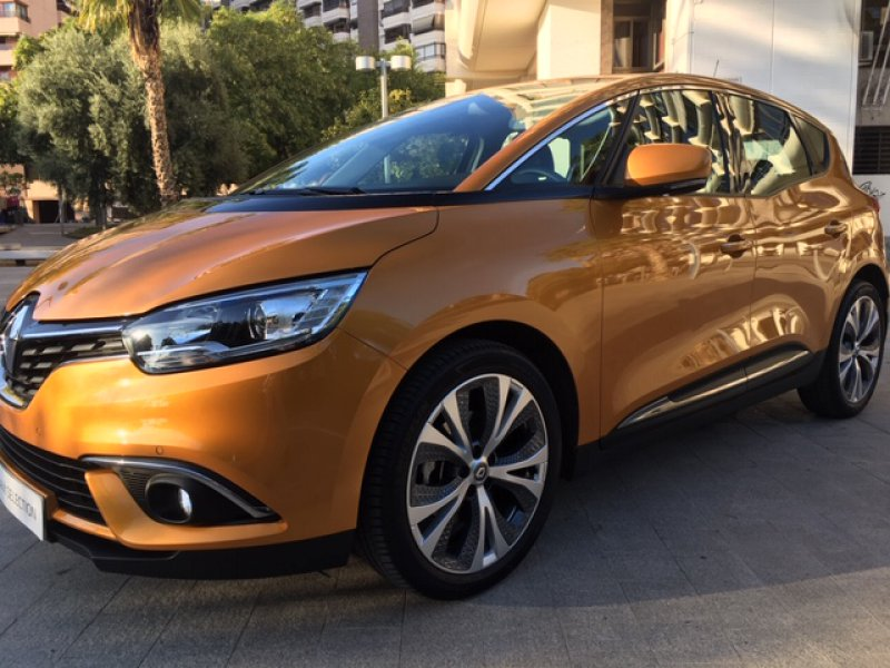 Renault Scénic Energy TCe 97kW (130CV) Zen