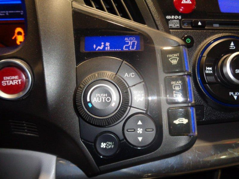 Honda CRZ gas Sport