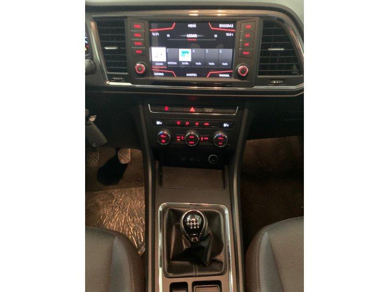 SEAT Ateca 1.6 TDI 115CV NAVI Style Edition