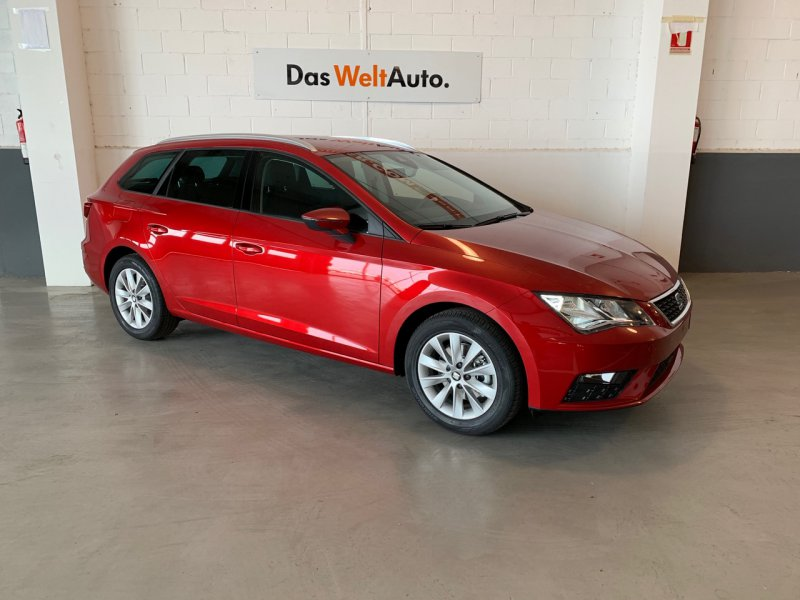 SEAT León ST 1.0 TSI 85kW (115CV) St&Sp Style Edit Style Edition