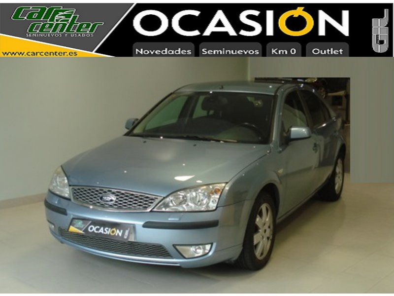 Ford Mondeo 2.0 TDCi 115 5P Trend