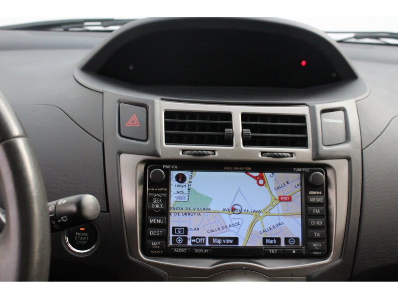 Toyota Yaris 1.3 VVT-i AUT. Yaris