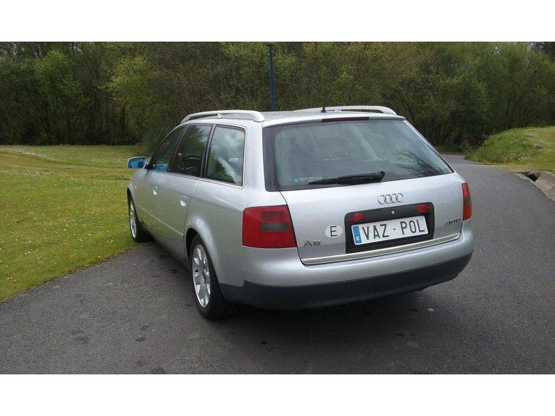 Audi A6 2.5 TDI AVANT TIPTRONIC -