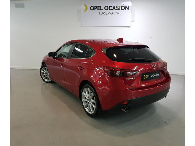 Mazda Mazda3 2.2 DE 150 MT Luxury