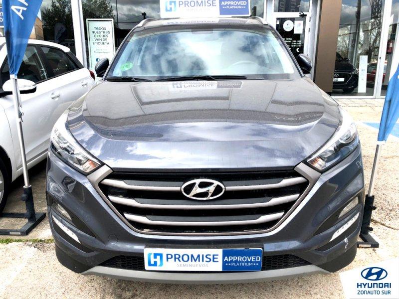 Hyundai Tucson 1.7 CRDi 85kW (115CV) BlueD Sky 4x2 Link