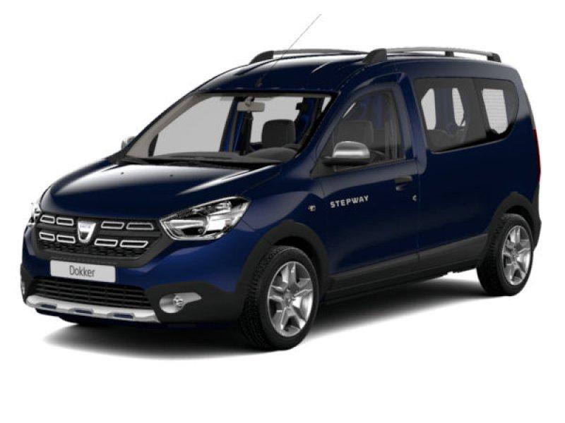Dacia Dokker dCi 66kW (90CV) STEPWAY 2018
