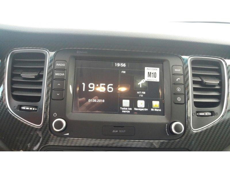 Kia Carens 1.7 CRDi VGT 85kW(115CV) Eco-Dynam Drive
