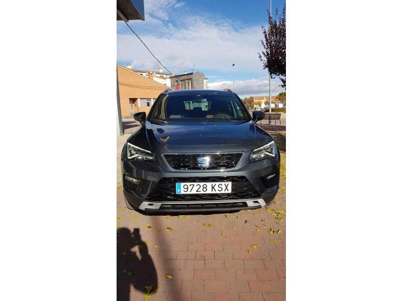 SEAT Ateca 2.0 TDI 110kW (150CV) S&S Xcellence
