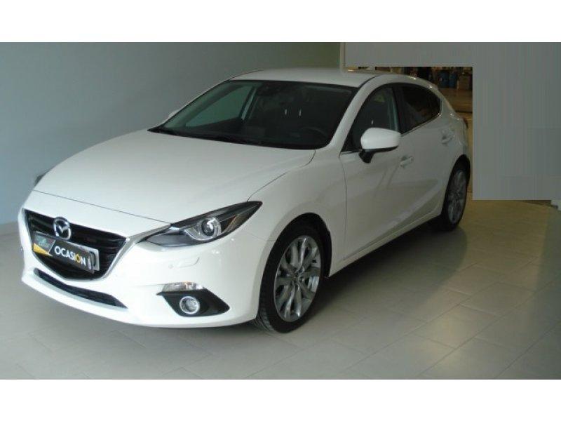 Mazda Mazda3 1.5 DE 77kW 5P Luxury+Navegador