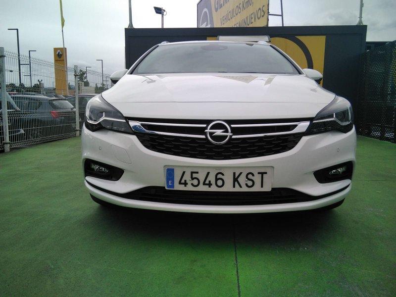 Opel Astra 1.4 Turbo ST 150cv Selective
