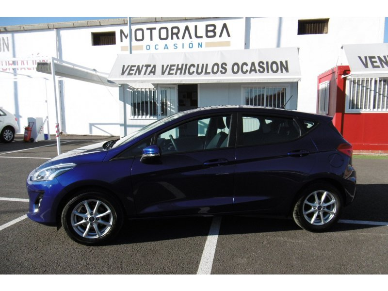 Ford Fiesta 1.1 Ti-VCT 63kW(85cv) 5p Trend+