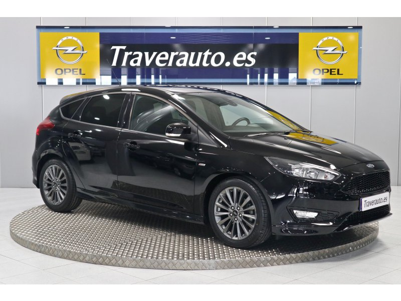 Ford Focus 1.5 TDCi E6 88kW PowerShift ST-Line