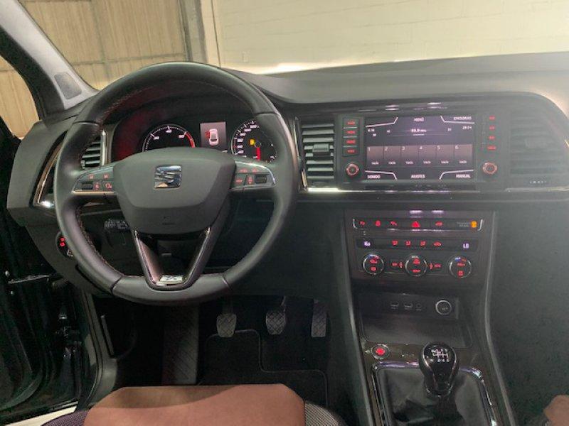 SEAT Ateca 1.6 TDI 85kW 115CV Xcellence Edition