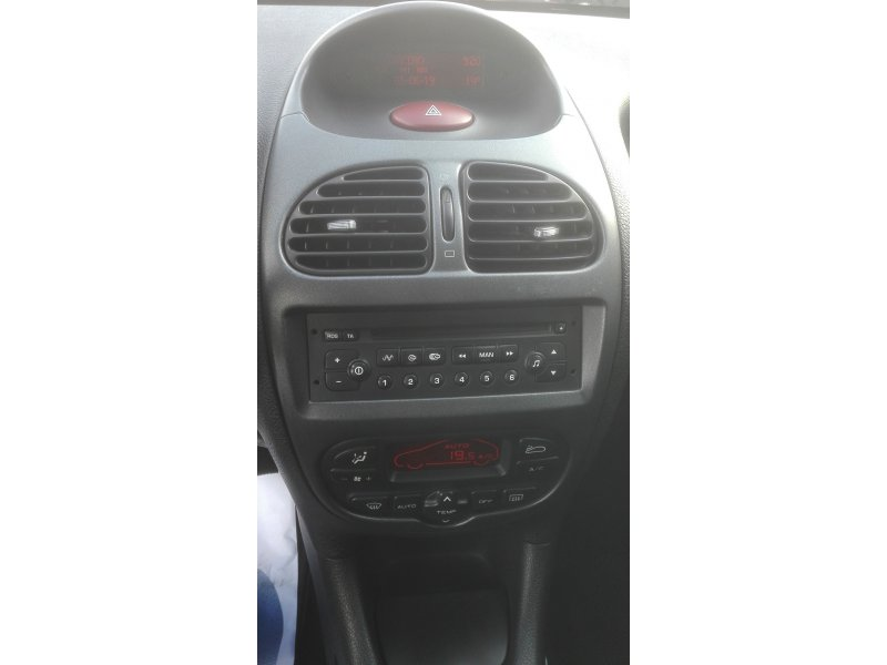 Peugeot 206 2.0 HDI XS Clim