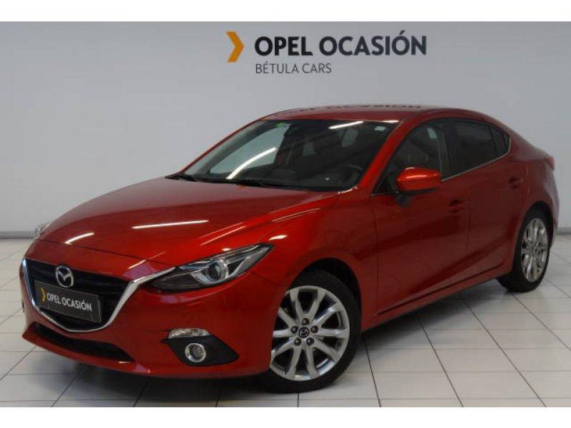 Mazda Mazda 3 2200 CRTD 150CV EXECUTIVE