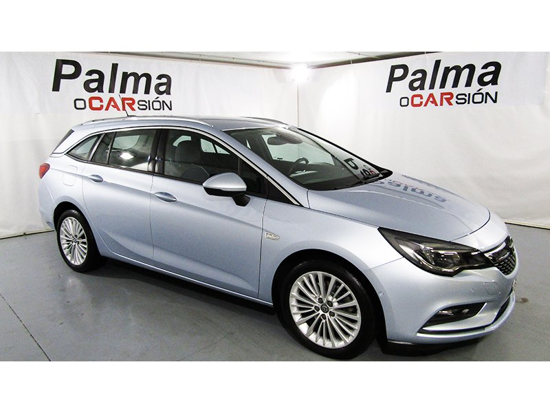 Opel Astra Sedán 1.6CDTI 136CV ST EXCELLENCE ST EXCELLENCE