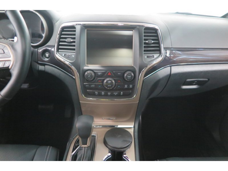 Jeep Grand Cherokee 3.0 V6 Diesel 250 CV E6 Overland