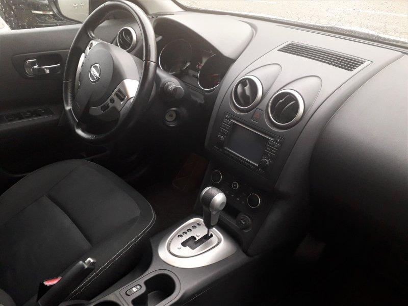 Nissan Qashqai 2.0 4X2 CVT 18 TEKNA SPORT